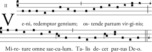 veni-redemptor
